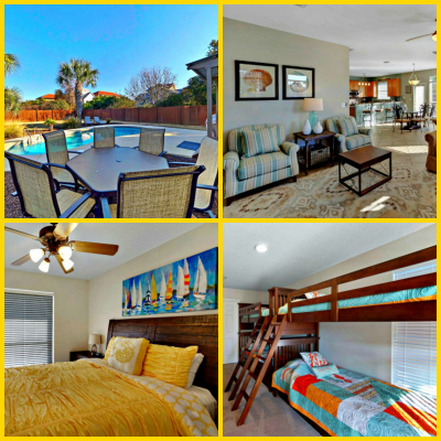 Your home away from home awaits you in Destin